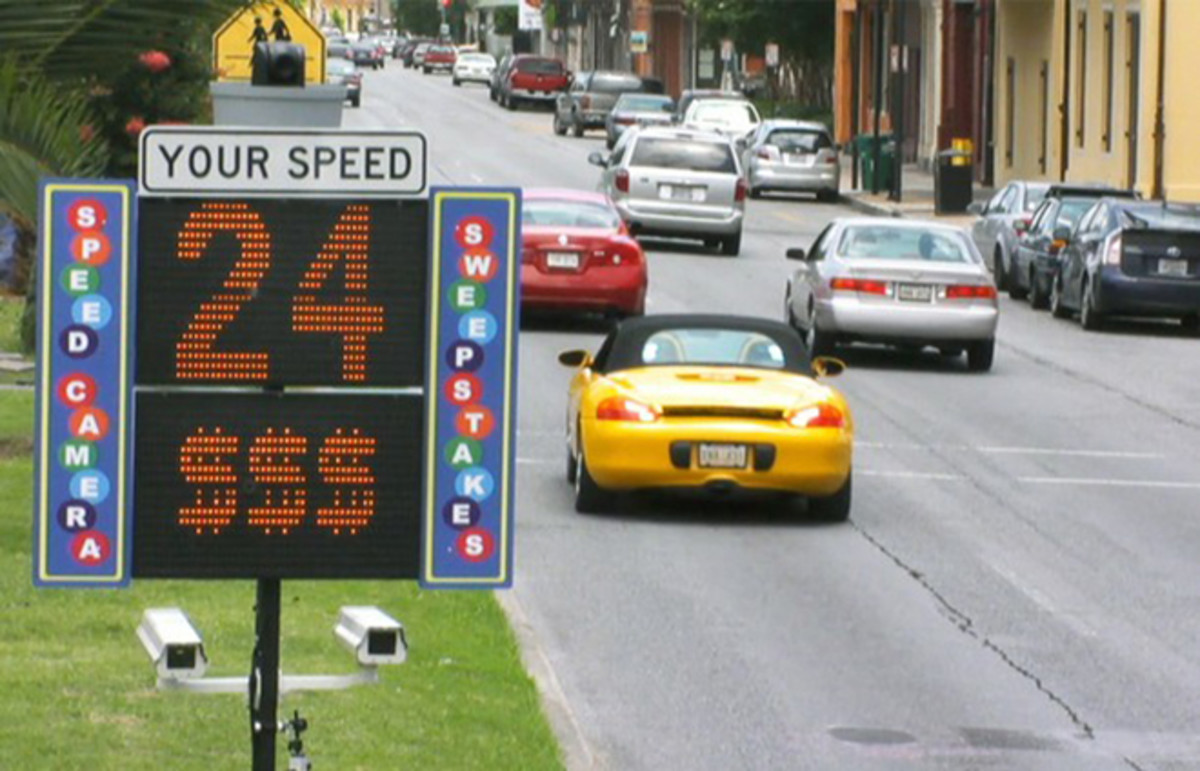 What if there were more of an incentive for people to slow down? (Photo: National Geographic Channels)