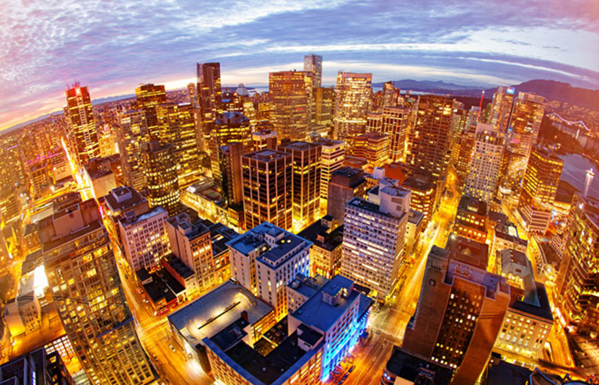Vancouver. (Photo: Ariena/Shutterstock)