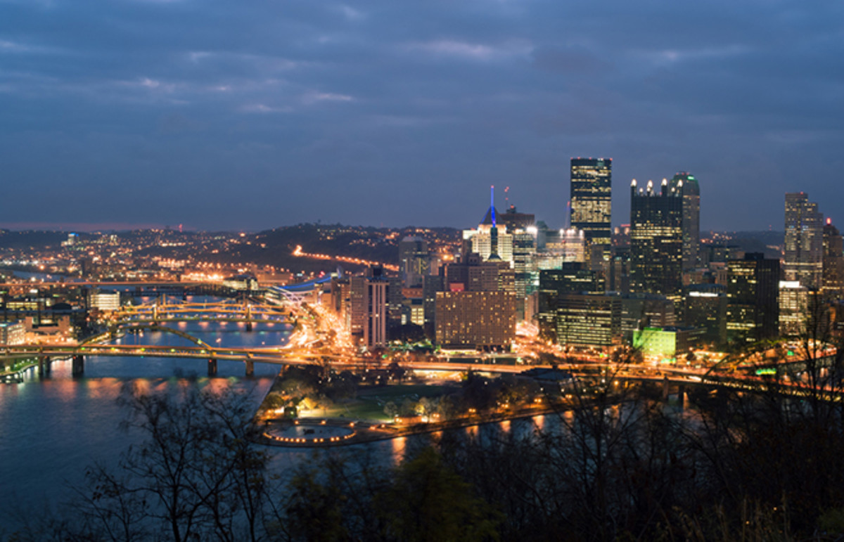 Pittsburgh, Pennsylvania. (Photo: Natalia Bratslavsky/Shutterstock)
