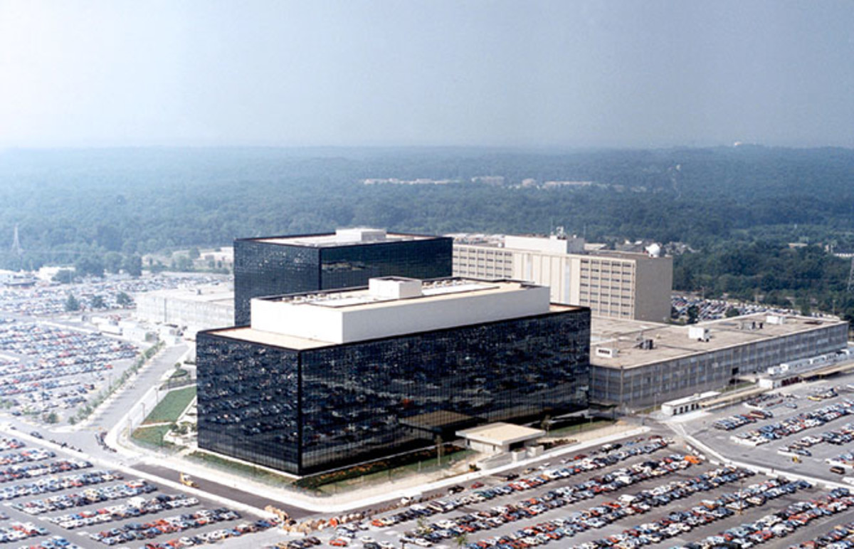 NSA headquarters building in Fort Meade. (Photo: Public Domain)