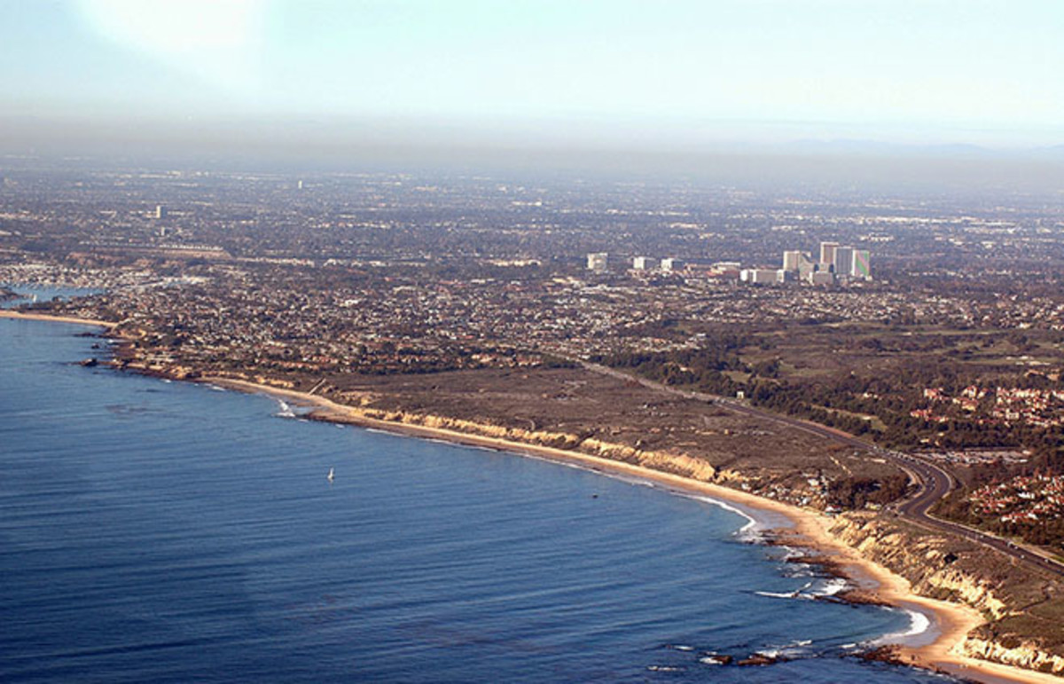 Newport Beach in Orange County, California. (Photo: WPPilot/Wikimedia Commons)