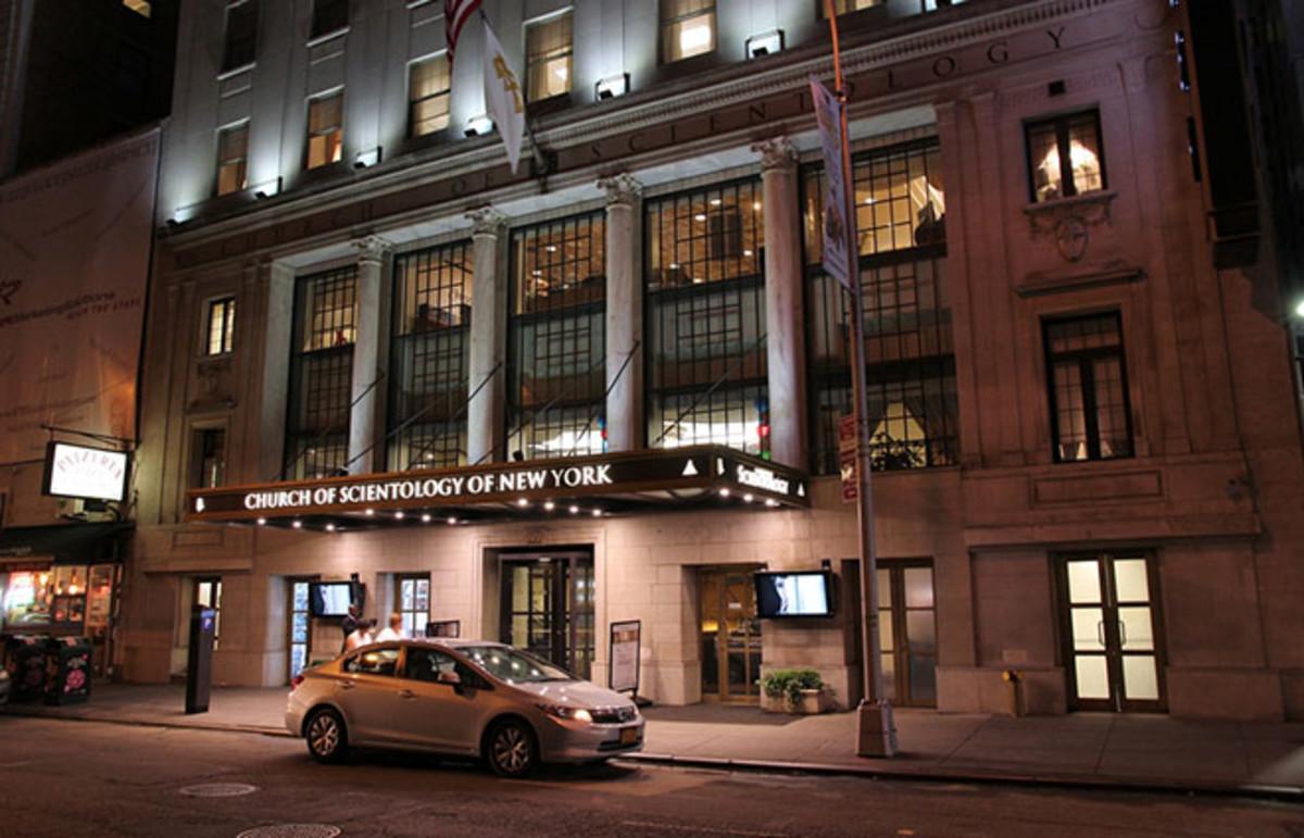 Church of Scientology of New York. (Photo: Tupungato/Shutterstock)