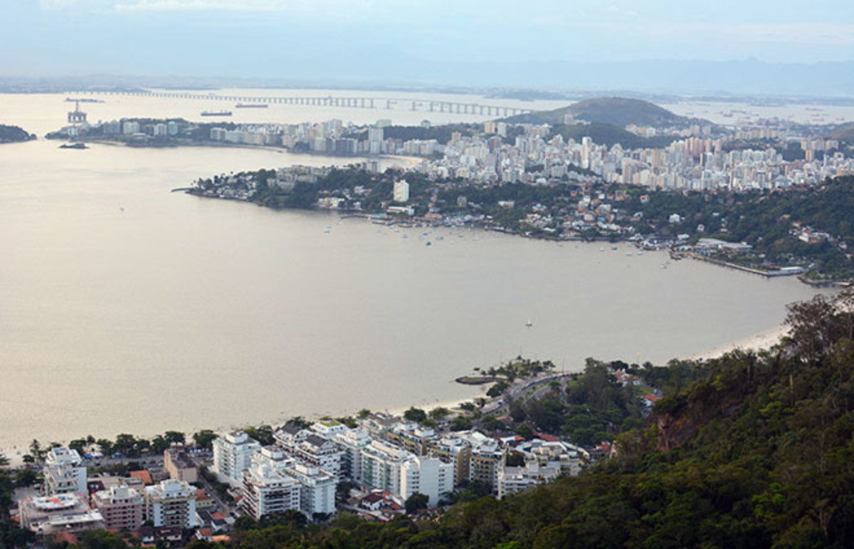 The city of Niteroi, Brazil. (Photo: Rodrigo Padula/Wikimedia Commons)
