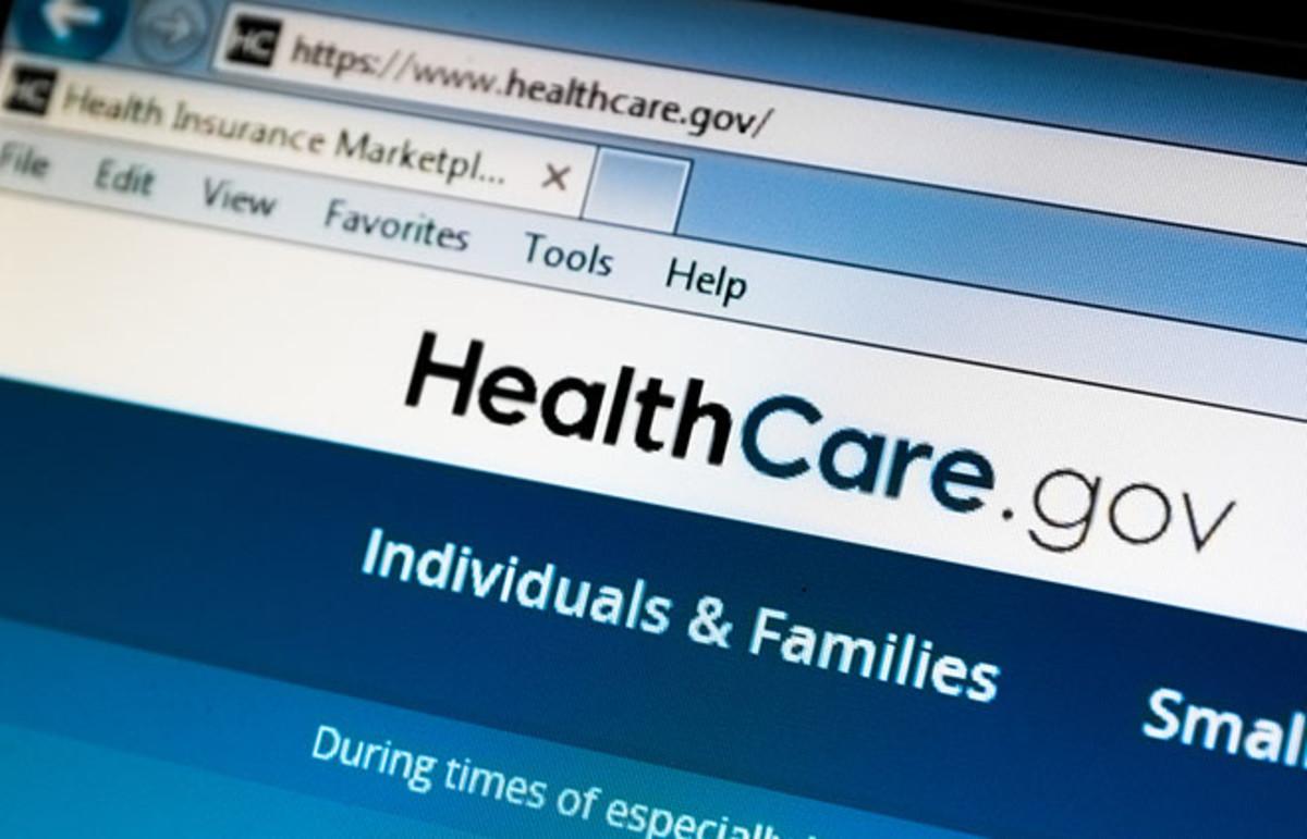 Healthcare.gov. (Photo: txking/Shutterstock)