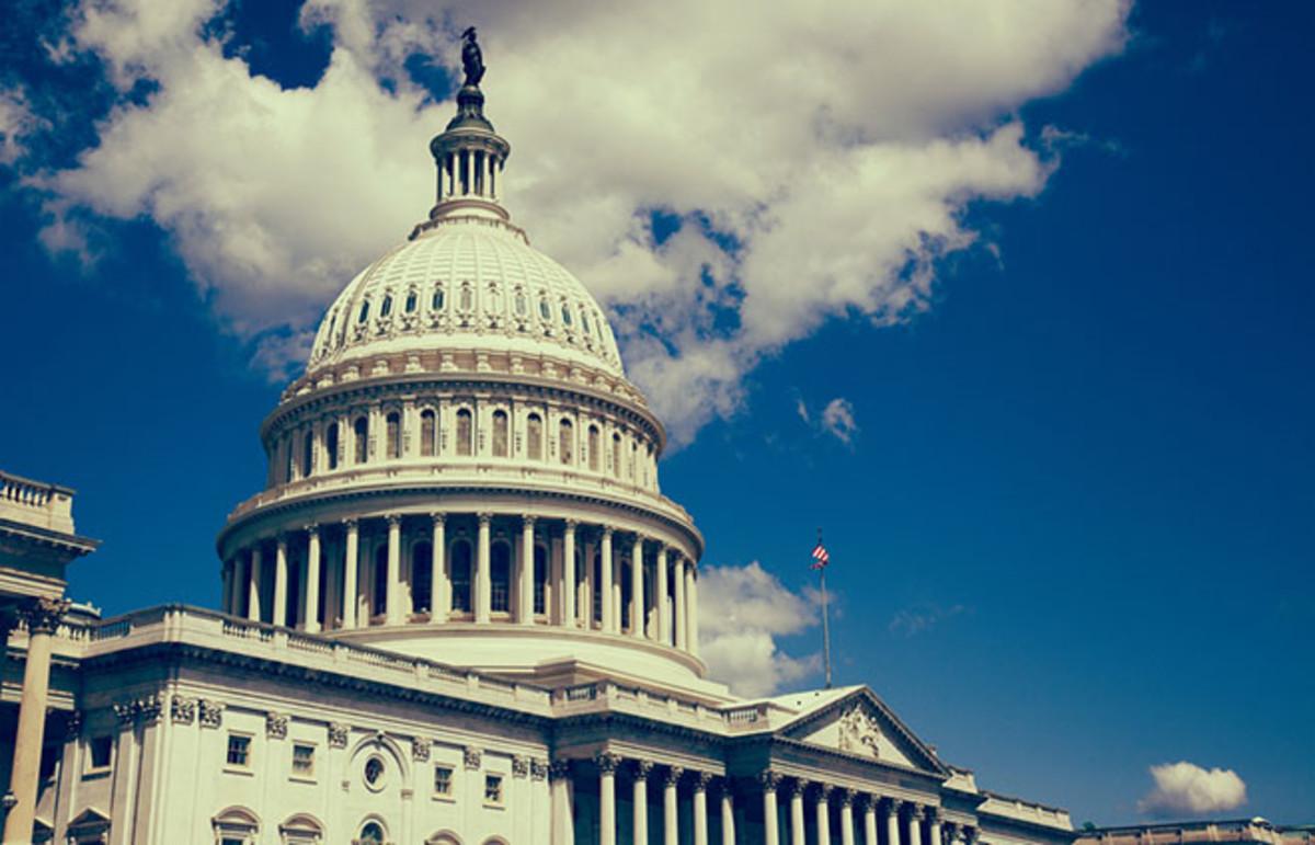 U.S. Capitol. (Photo: njene/Shutterstock)