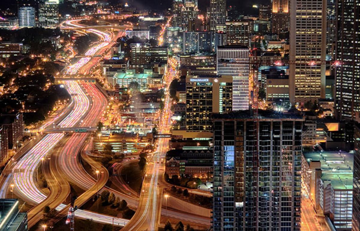 Downtown Atlanta, Georgia. (Photo: Brett Weinstein/Wikimedia Commons)