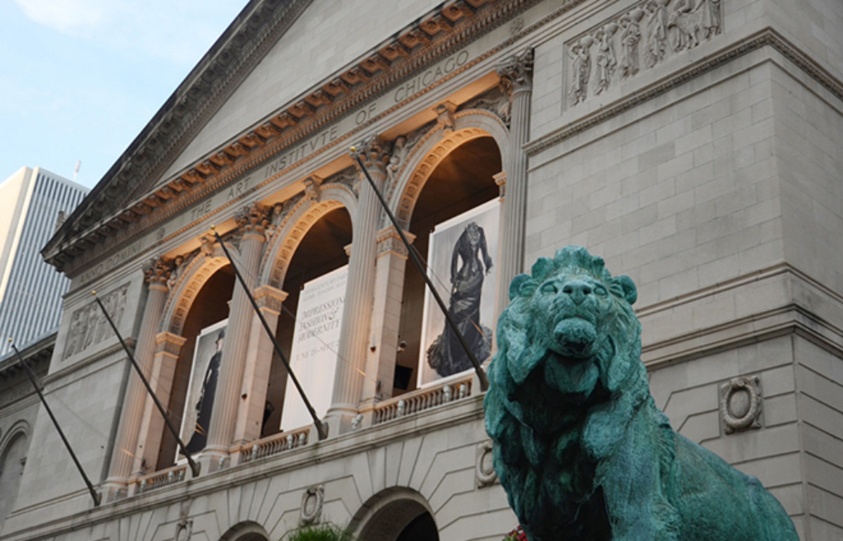 The Art Institute of Chicago. (Photo: Susan Montgomery/Shutterstock)