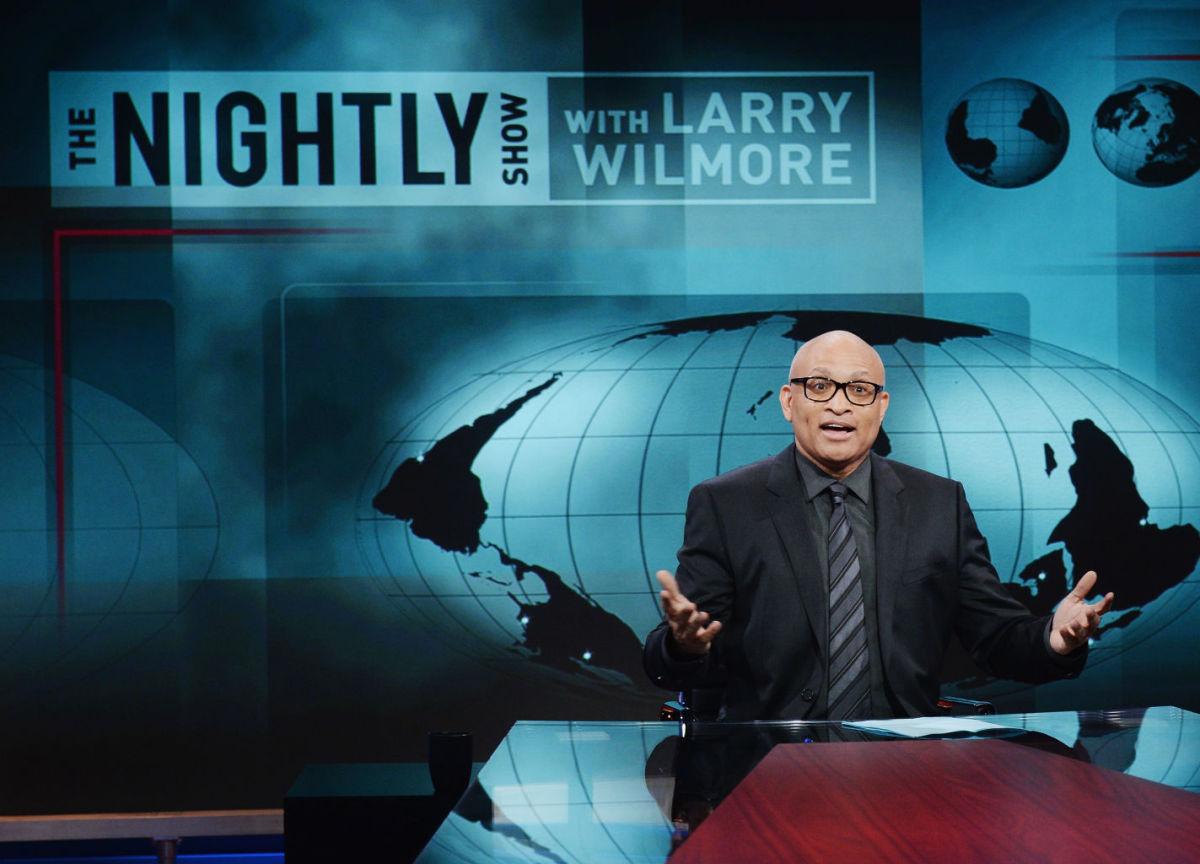 larry wilmore nightly show