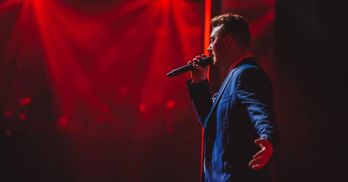 Sam Smith performing live. (Photo: Sam Smith)
