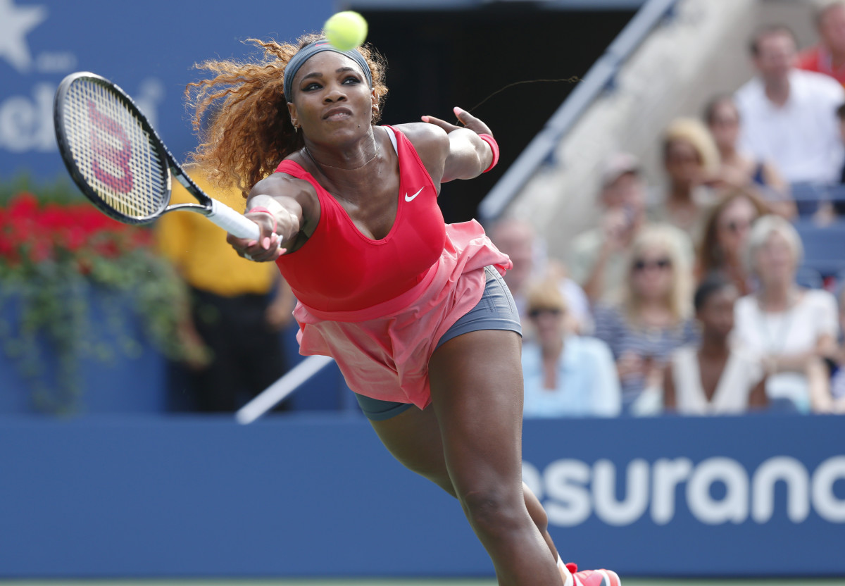 Serena Williams. (Photo: Leonard Zhukovsky/Shutterstock)