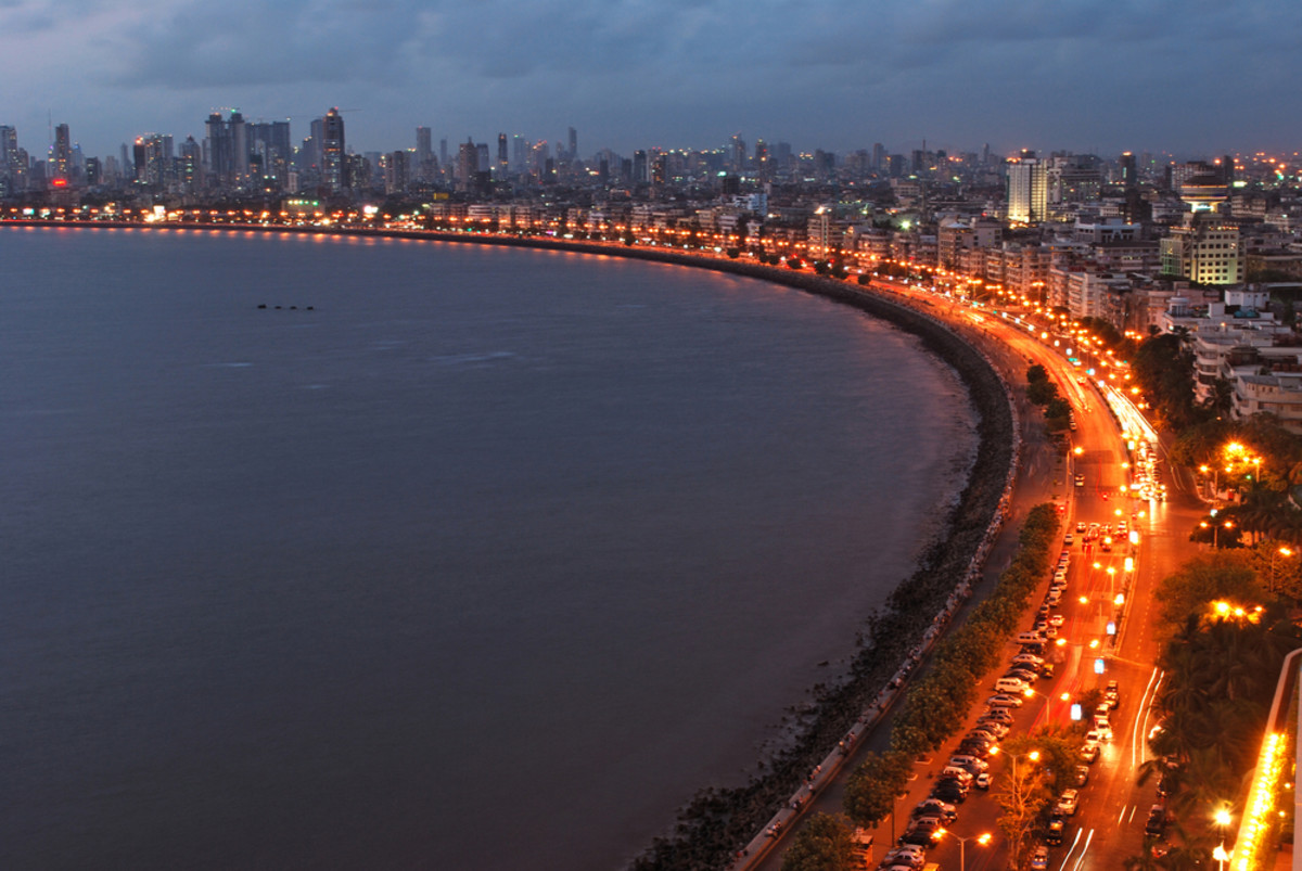 Mumbai, India. (Photo: KishoreJ/Shutterstock)