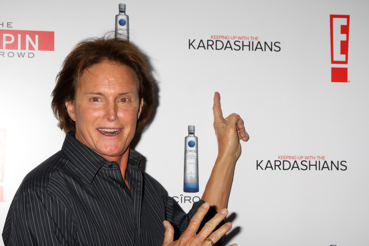 Bruce Jenner at the season premier of Keeping Up With the Kardashians. (Photo: Helga Esteb/Shutterstock)