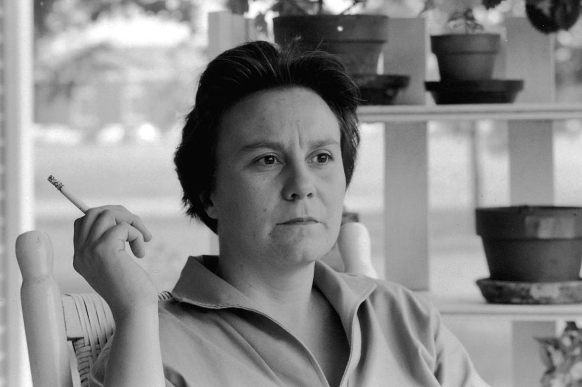 Harper Lee in 1962. (Photo: Wikimedia Commons)