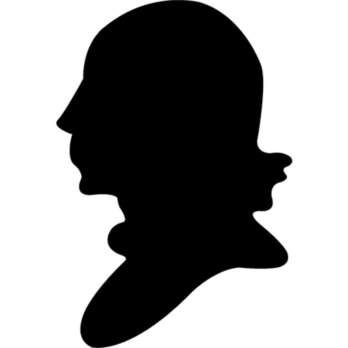 The Federalist Society logo, depicting the silhouette of James Madison's bust. (Photo: The Federalist Society)