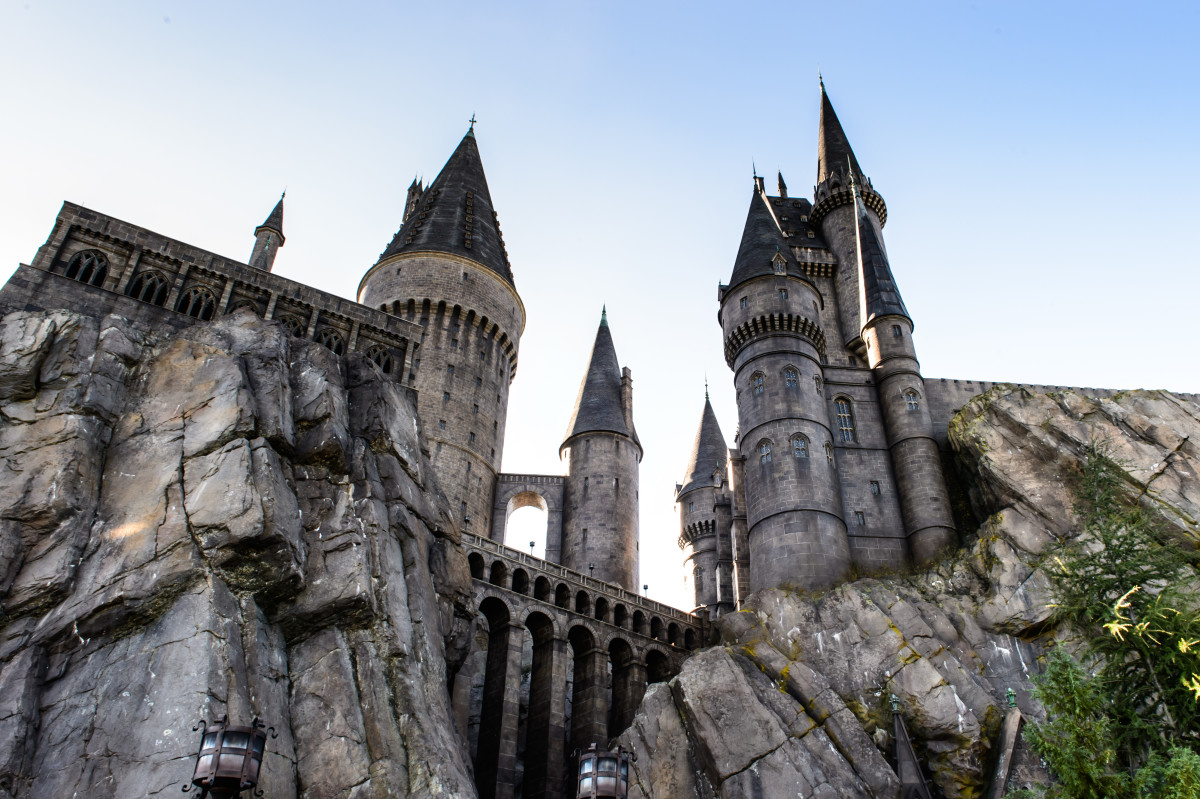 The Wizarding World of Harry Potter at Universal Studios Orlando. (Photo: Hattanas Kumchai/Shutterstock)