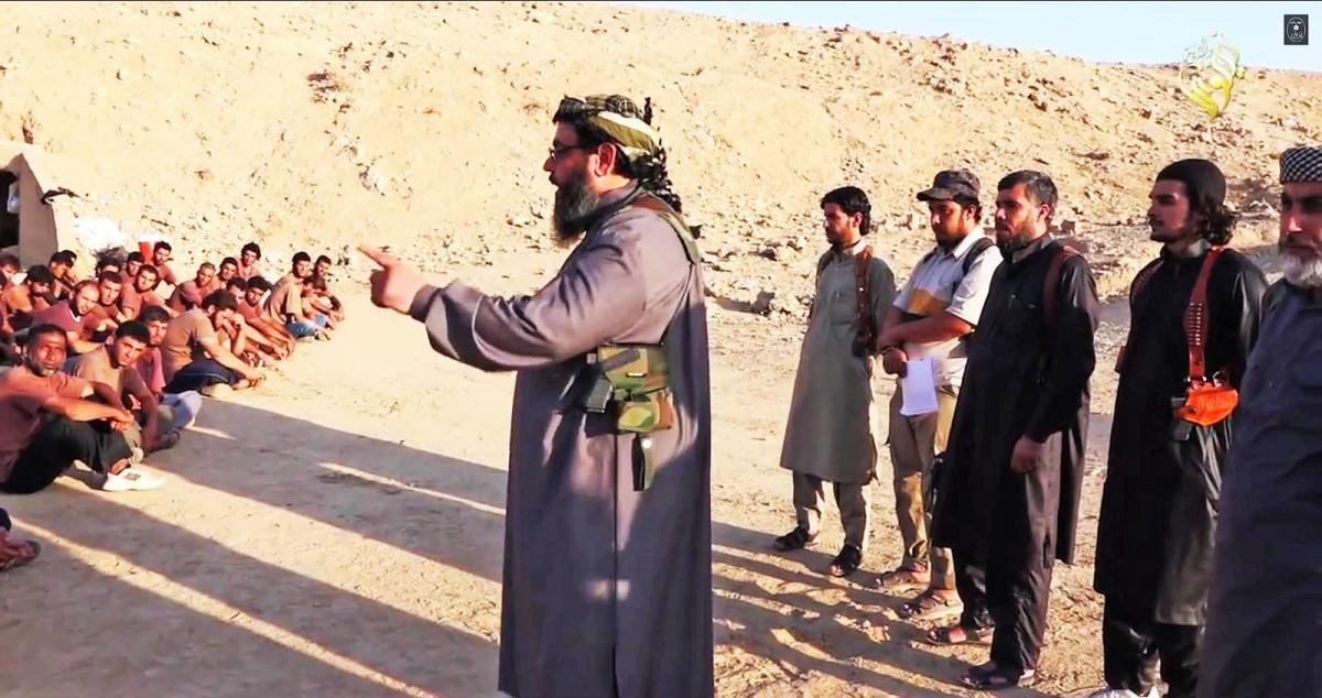 ISIS training camp