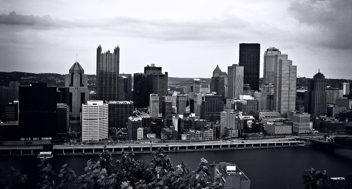 Pittsburgh's skyline. (Photo: ANG SHERPA/Flickr)