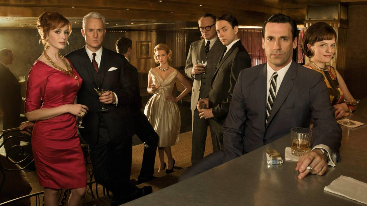 Mad Men. (Photo: AMC)