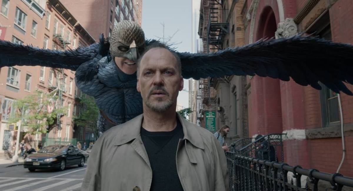 Michael Keaton plays Riggan Thomson, famous for his role as the eponymous Birdman. (Photo: Fox Searchlight)