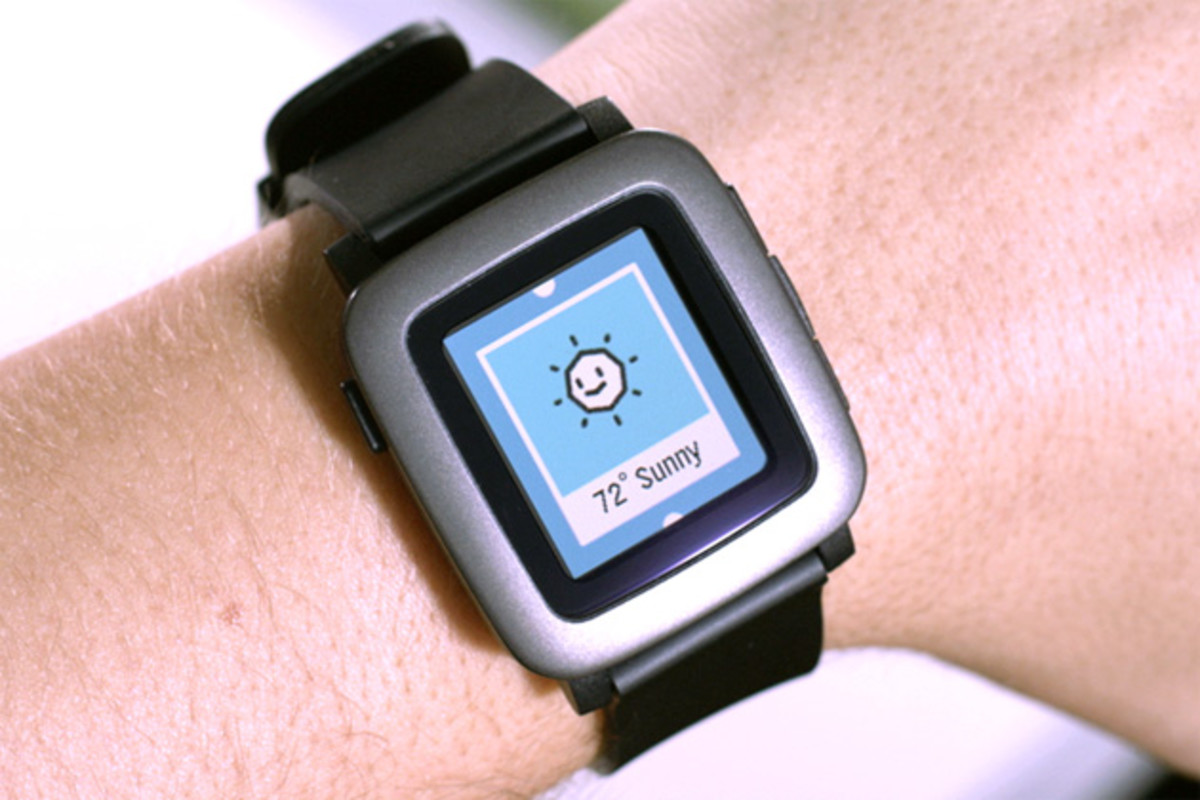 (Photo: Pebble Time/Kickstarter)