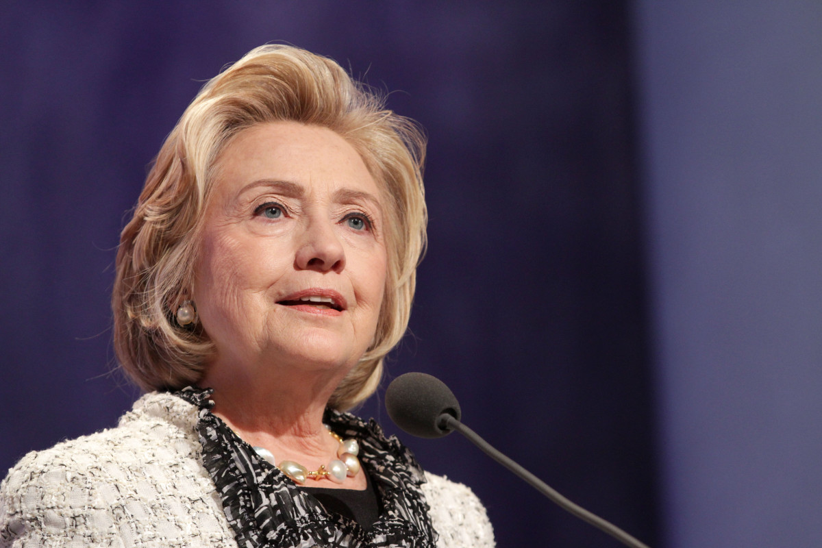 Hillary Rodham Clinton. (Photo: JStone/Shutterstock)
