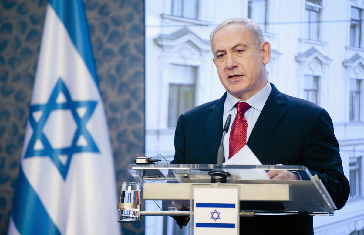 Israeli Prime Minister Benjamin Netanyahu. (Photo: yakub88/Shutterstock)
