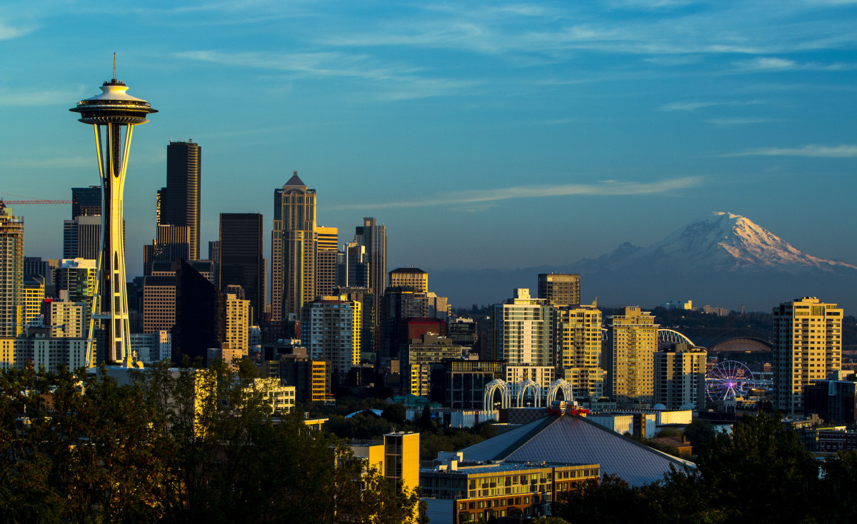 Seattle. (Photo: Tiffany Von Arnim/Flickr)