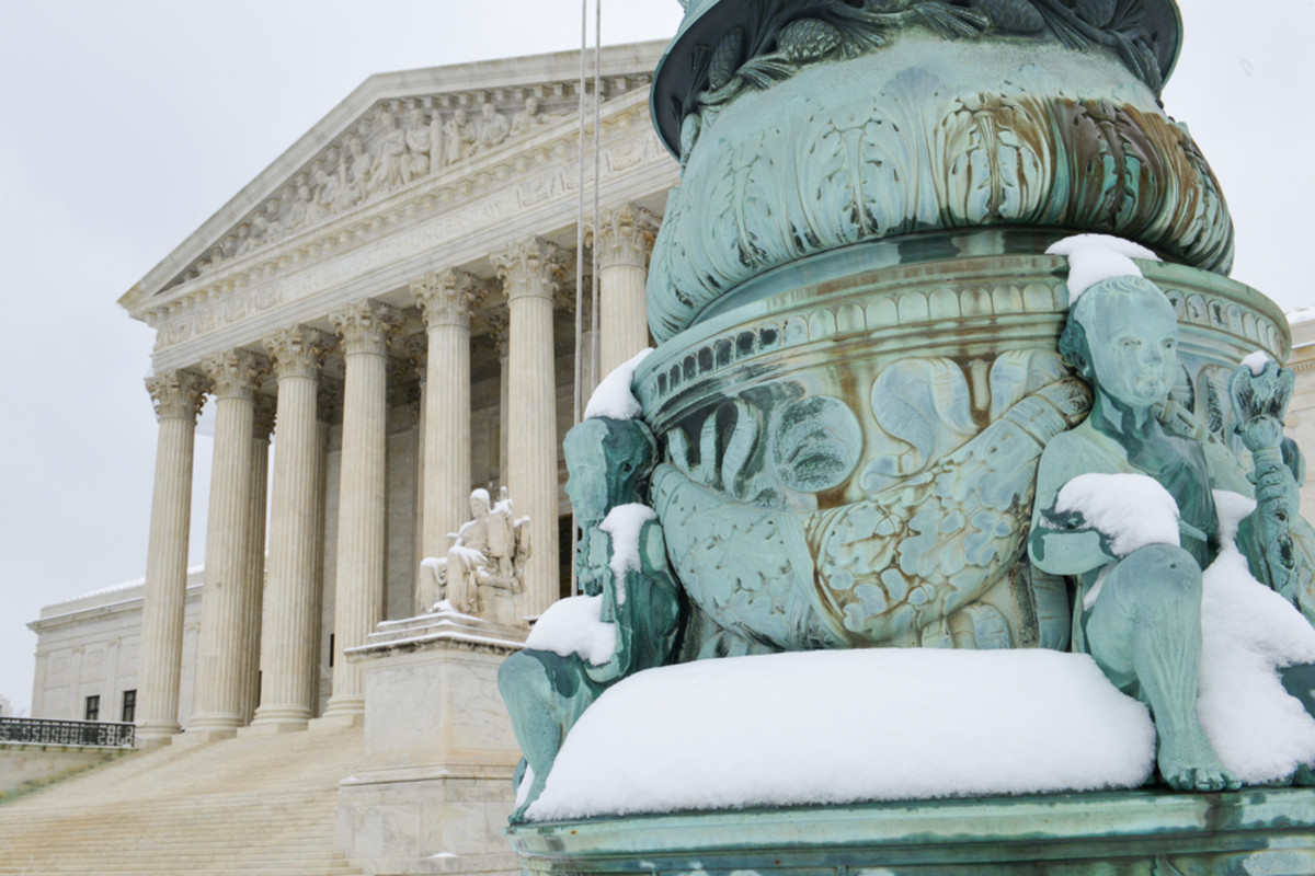 The Supreme Court in Washington, D.C. (Photo: Orhan Cam/Shutterstock)
