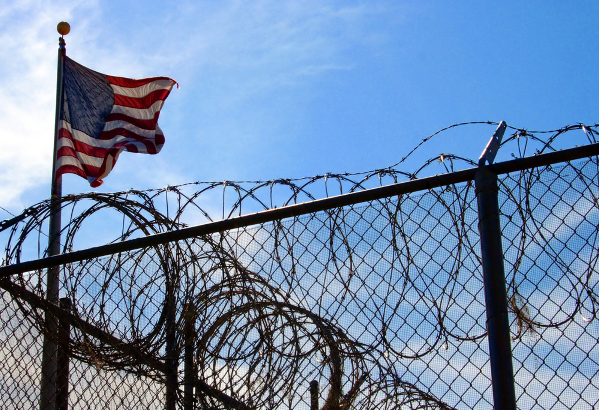 Juvenile detention center. (Photo: David E Waid/Shutterstock)