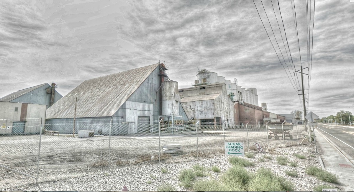 A sugar factory in Billings, Montana. (Photo: Kevin Dooley/Flickr)