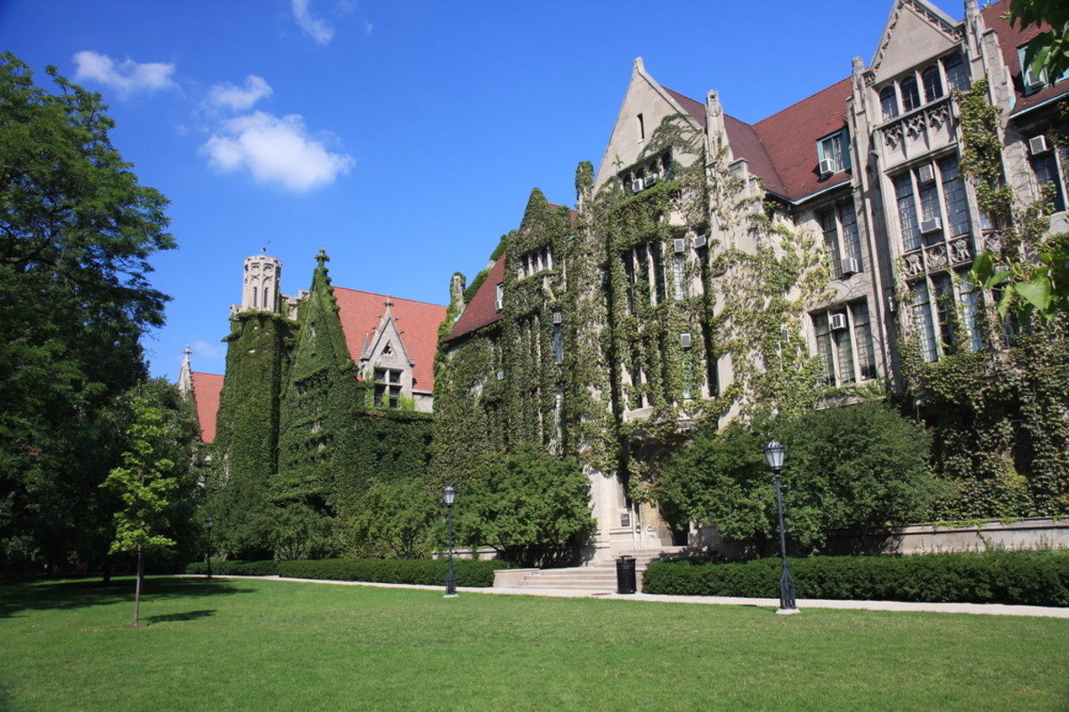 University of Chicago. (Photo: Thomas Barrat/Shutterstock)