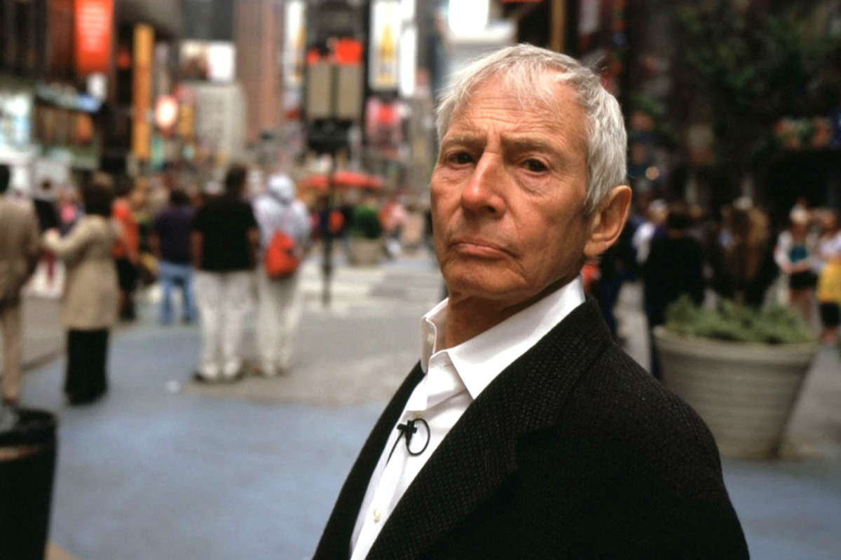 Robert Durst. (Photo: HBO)