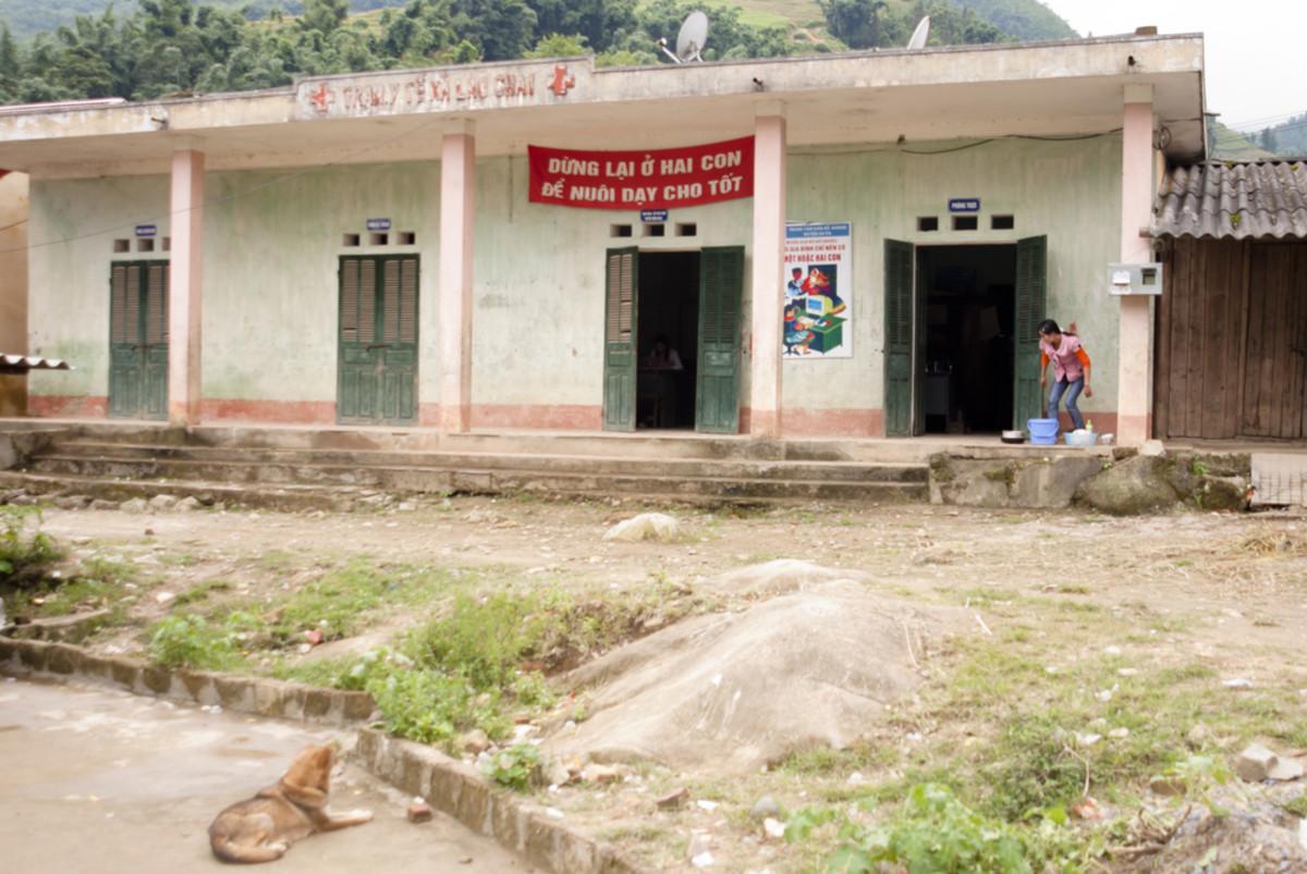 Lao Chai village hospital near Sapa, Vietnam. (Photo: pcruciatti/Shutterstock)