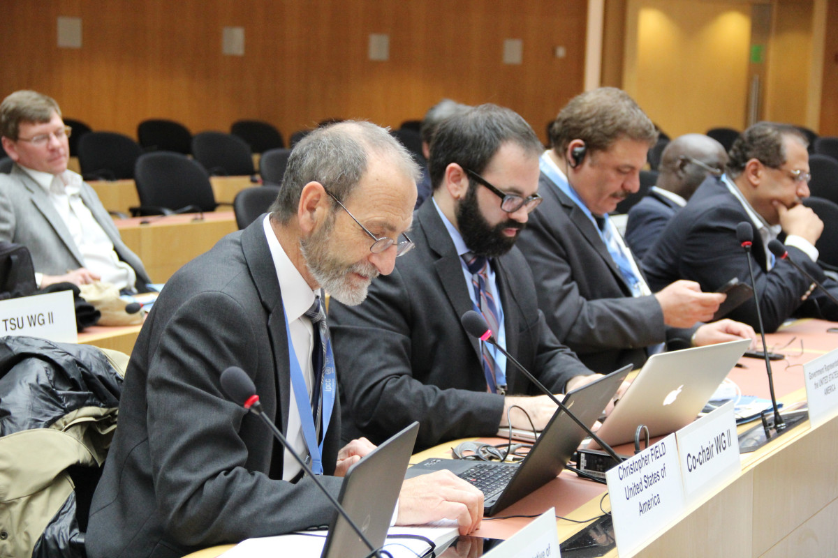 The 48th session of the IPCC Bureau took place in Geneva, Switzerland, this past January. (Photo: IPCC/Flickr)