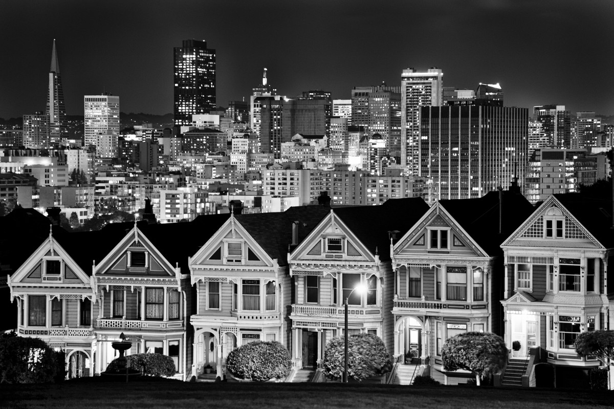 San Francisco. (Photo: Celso Diniz/Shutterstock)