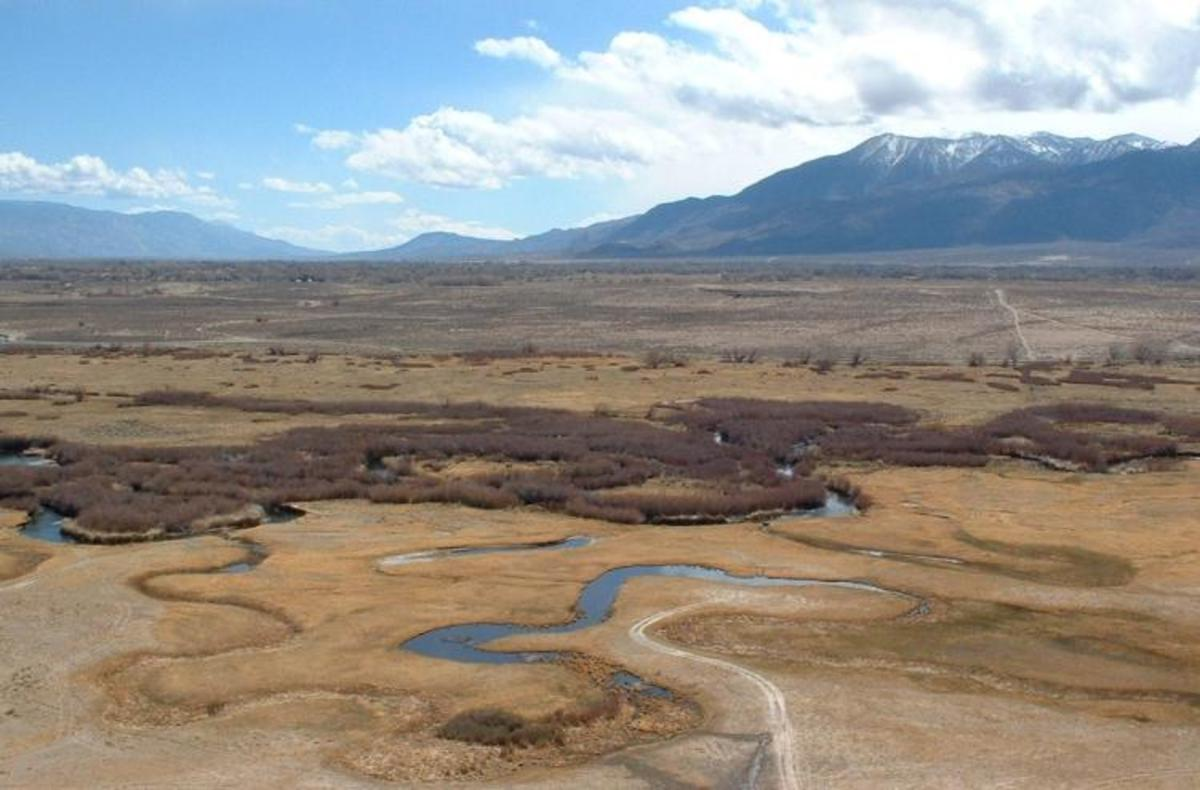Owens River. (Photo: Mav/Wikimedia Commons)