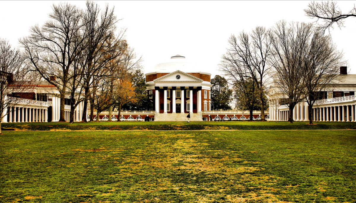 University of Virginia. (Photo: Phil Roeder/Flickr)