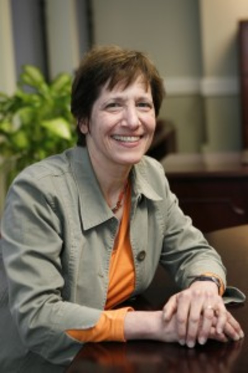 Kathryn Hirsh-Pasek. (Photo: Temple University)