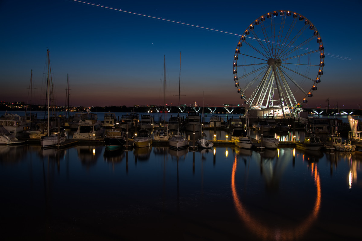 National Harbor in Prince George's County, Maryland, the home of the nation's largest concentration of affluent African Americans. (Photo: howardignatius/Flickr)