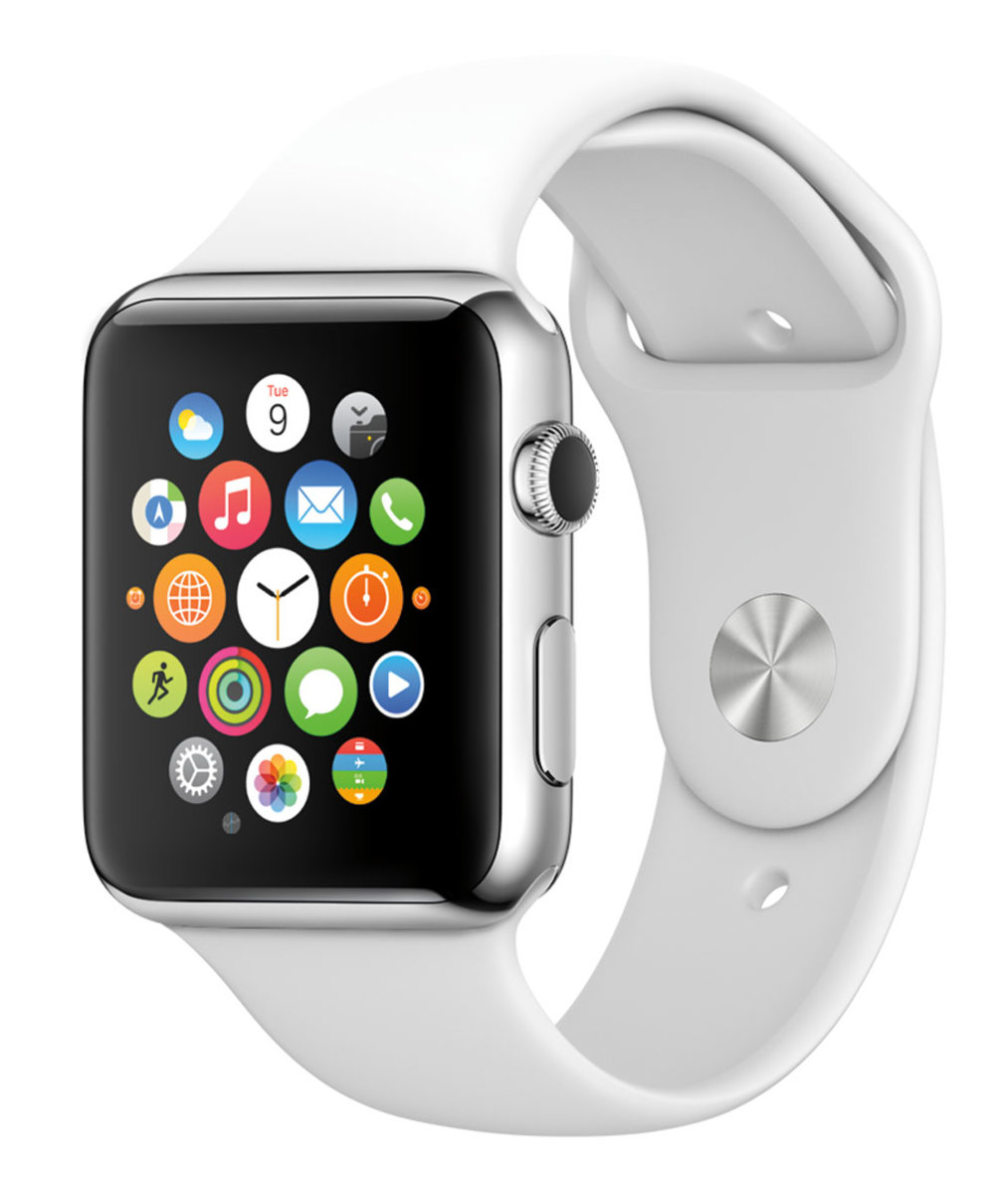Apple Watch. (Photo: Apple)
