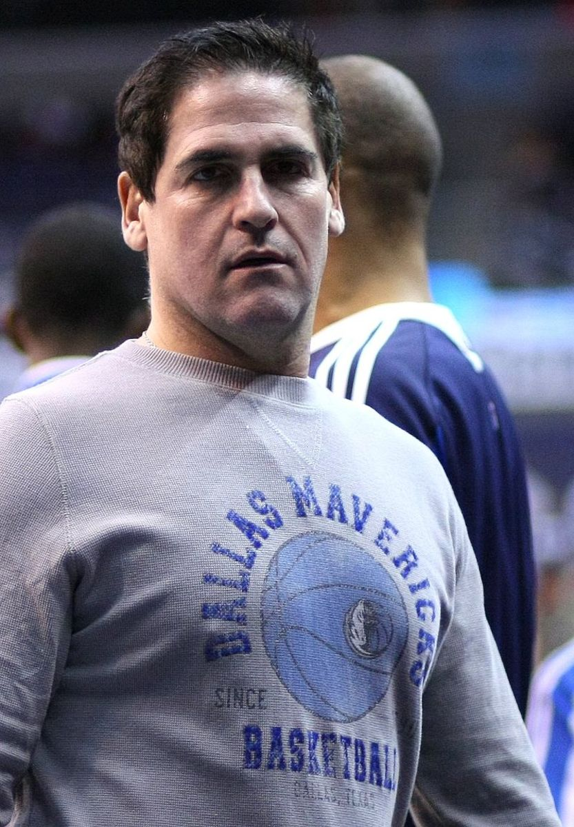 Dallas Mavericks owner Mark Cuban in December 2008. (Photo: Keith Allison/Wikimedia Commons)