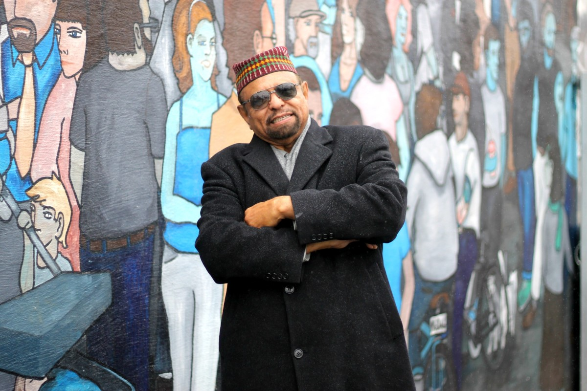 Nasif Majeed. (Photo: Aisha Anwar)