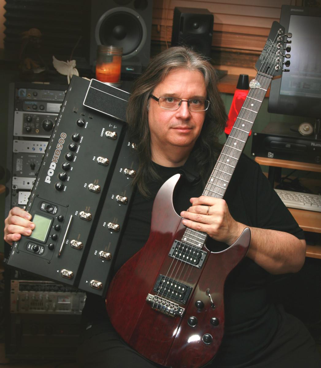 How do you make a living session guitarist pacific standard ron zabrocki photo lori zabrocki solutioingenieria Images