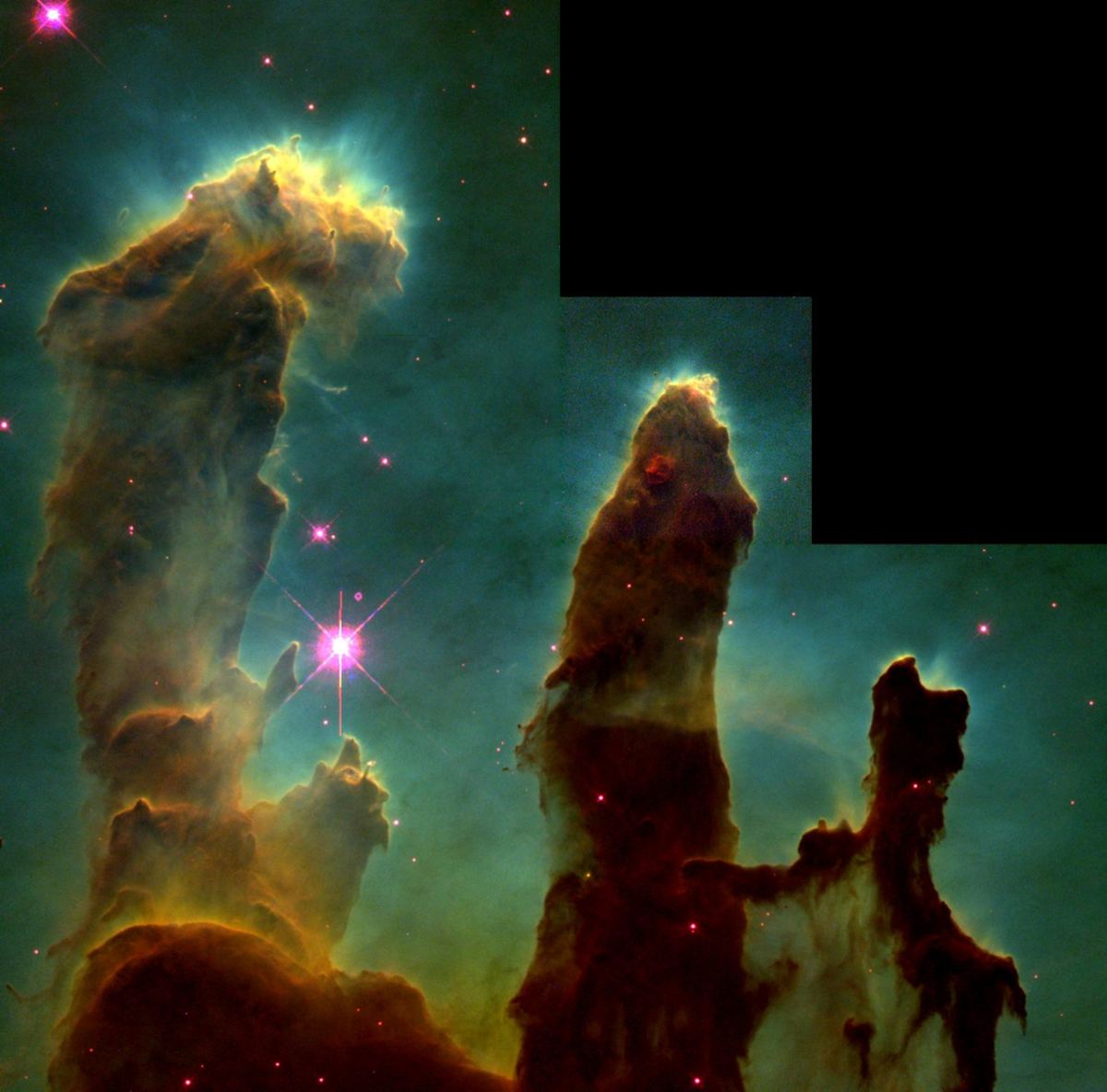 (Photo: NASA/ESA/STScI/J. Hester, P. Scowen)