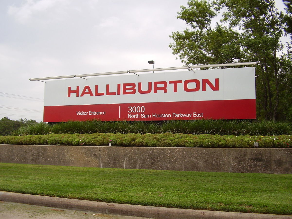 Halliburton headquarters in north Houston, Texas. (Photo: WhisperToMe/Wikimedia Commons)