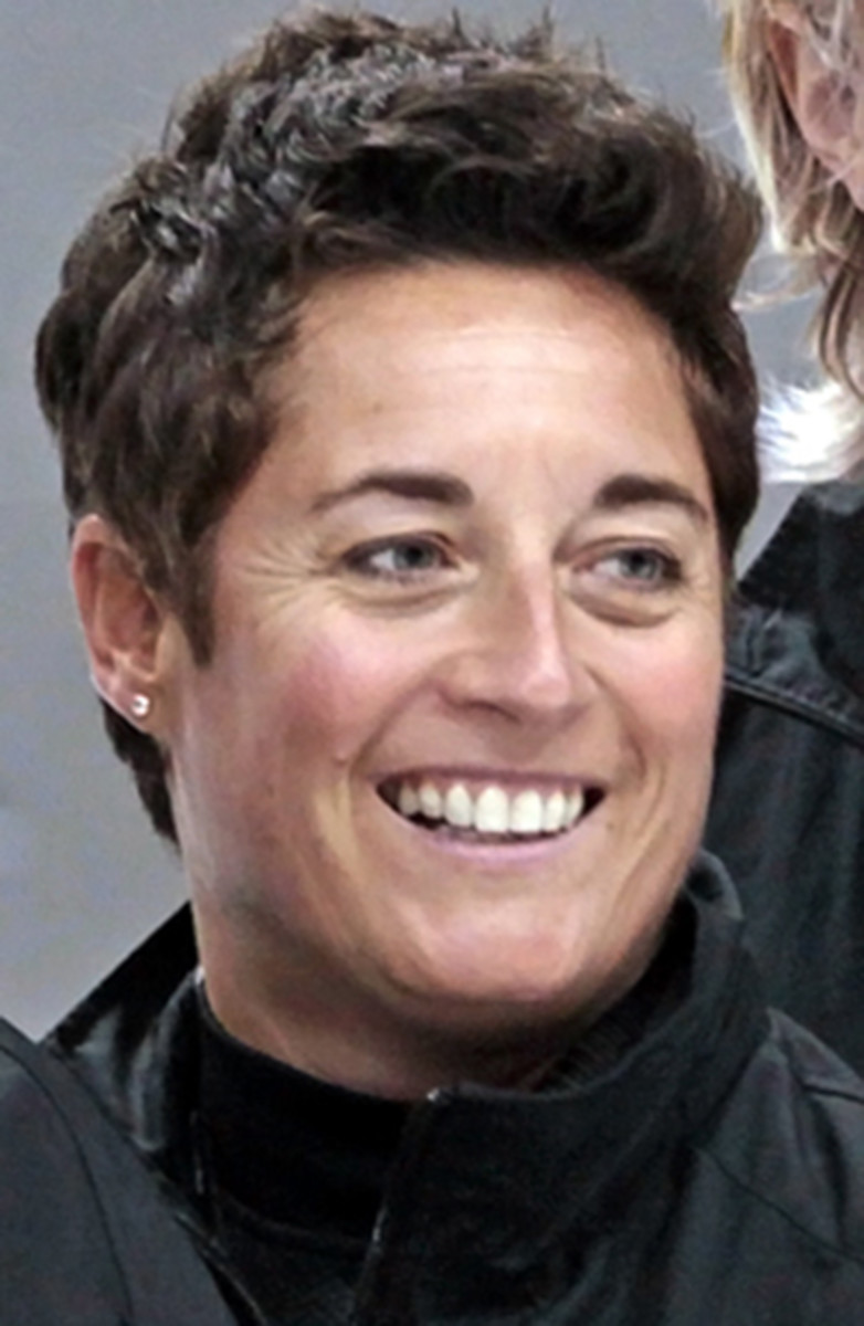 Shannon Miller. (Photo: Daniel Hass/Wikimedia Commons)