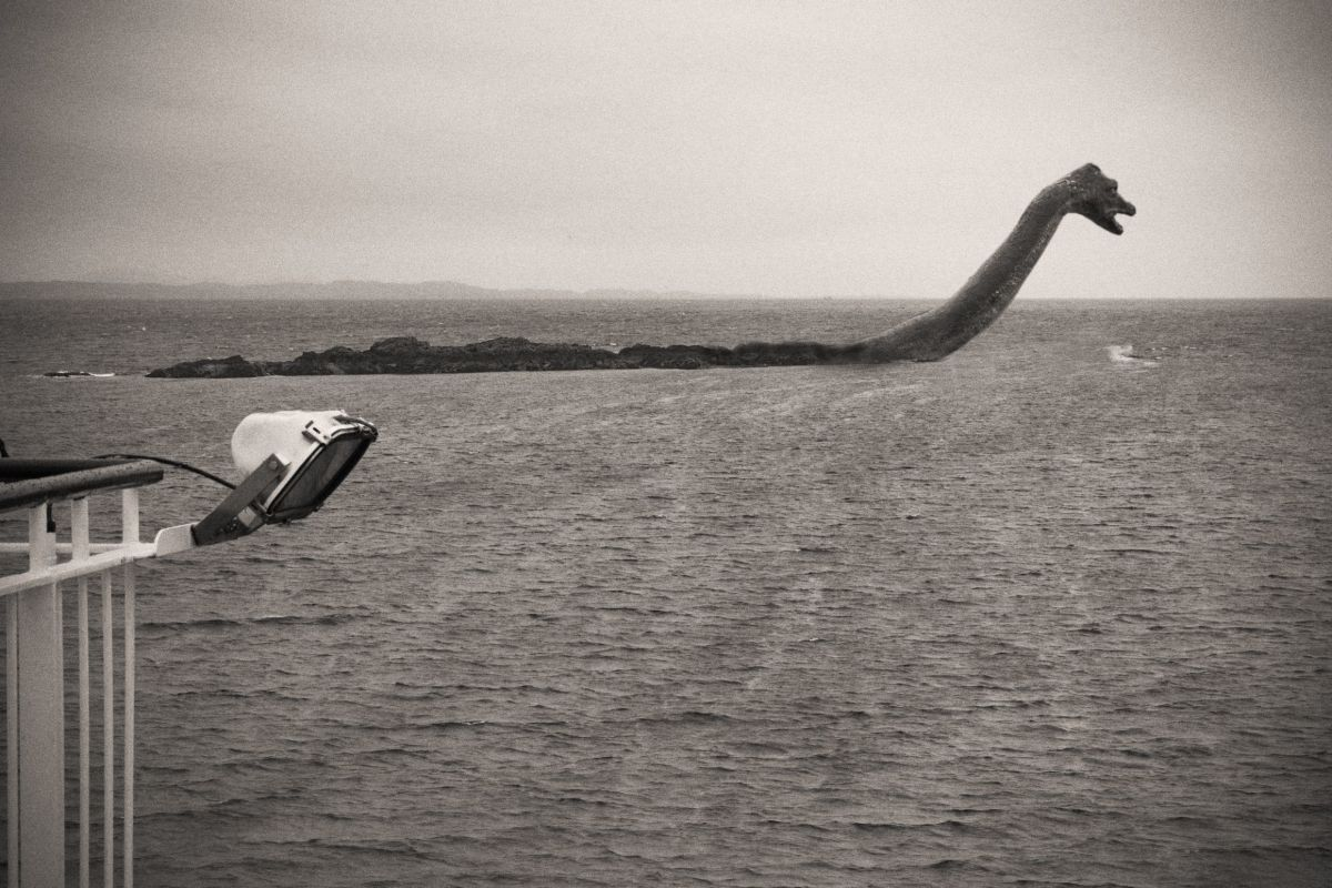 Loch Ness Monster. (Photo: unukorno/Flickr)