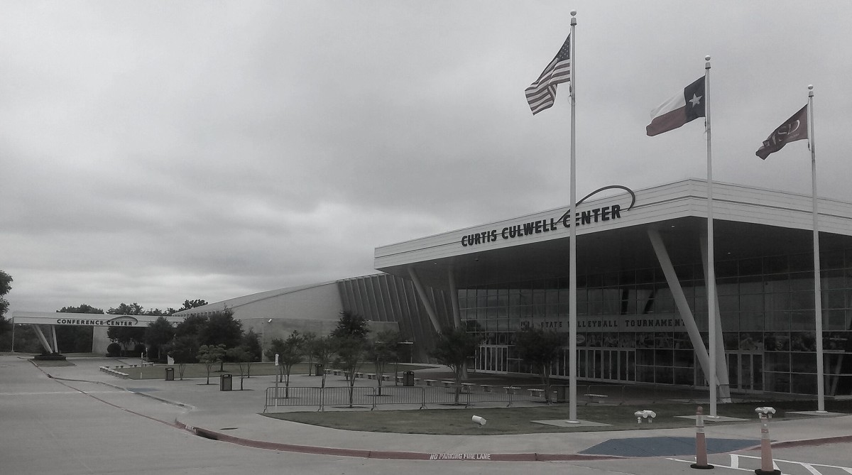 The Curtis Culwell Center, in Garland, Texas. (Photo: Frj/Wikimedia Commons)