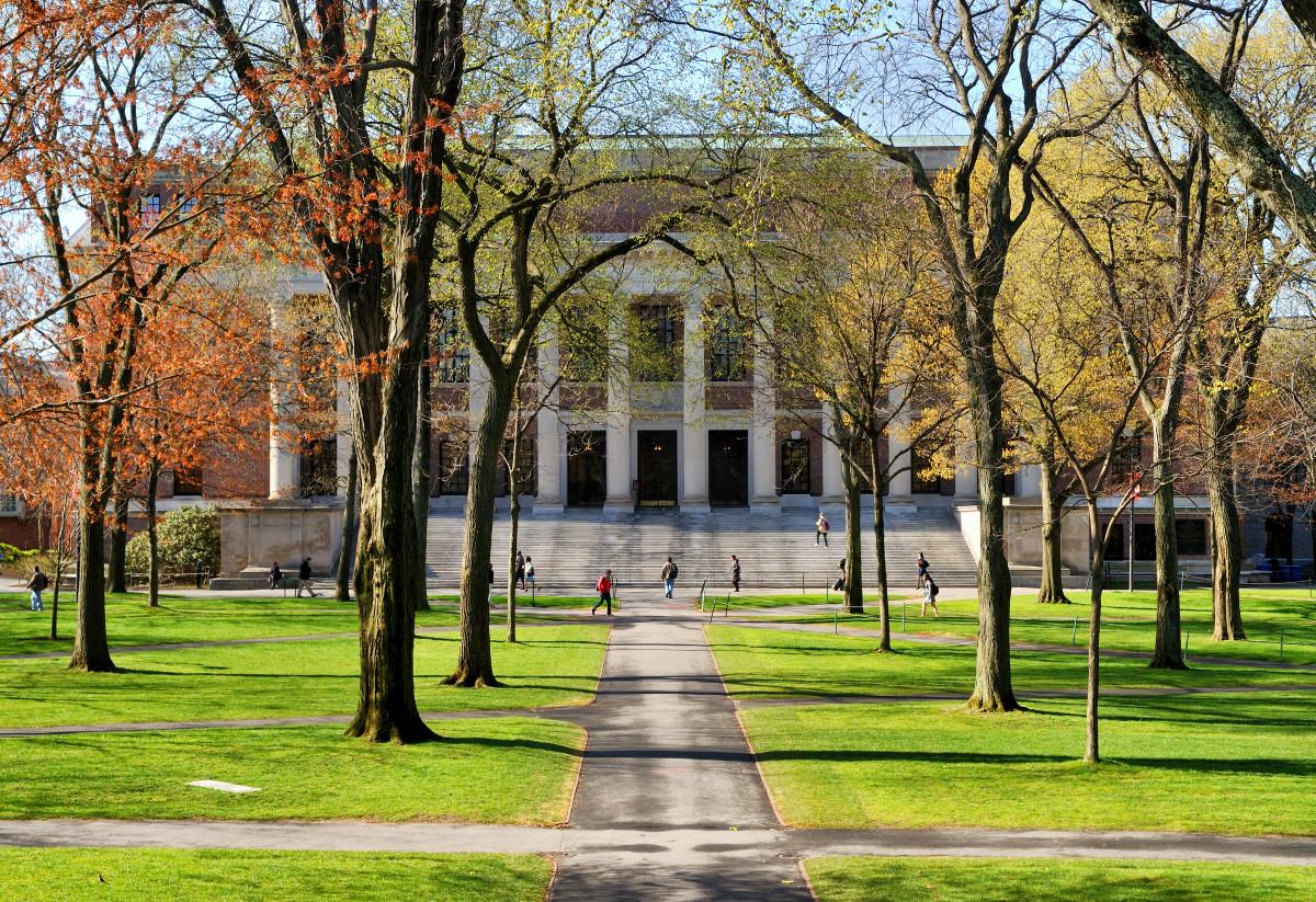 Harvard University. (Photo: Jorge Salcedo/Shutterstock)