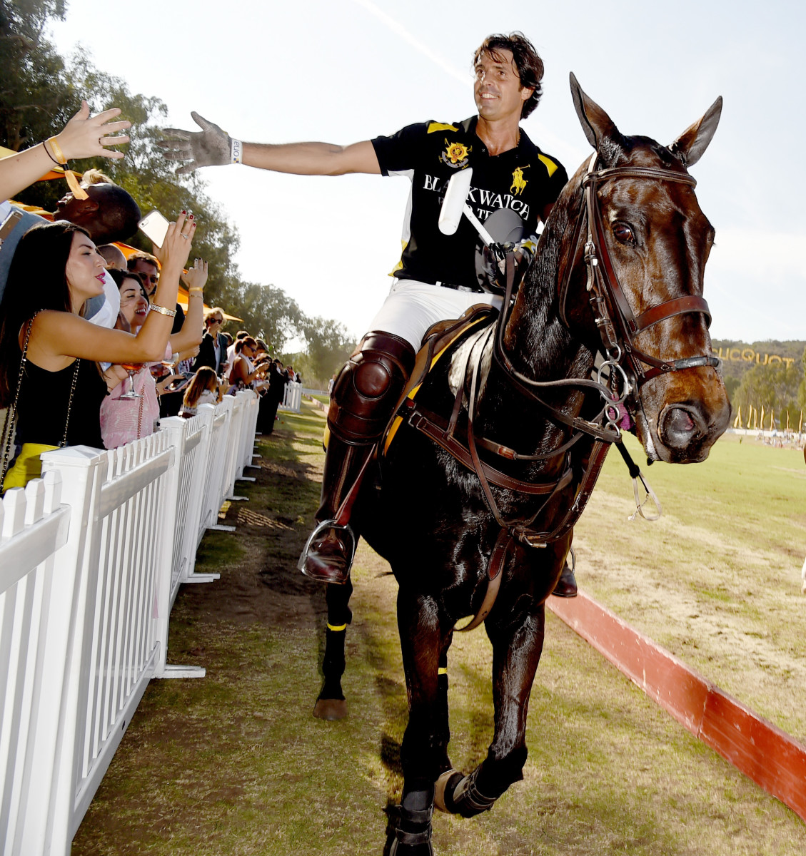 Nacho Figueras. (Photo: Tom Dibblee)